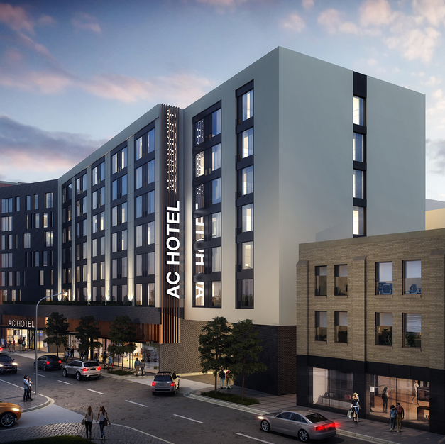 AC HOTEL ON TRACK FOR SUMMER 2021