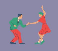 danse à deux Rouen