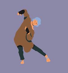 danse adultes rouen