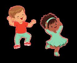 enfant danse rouen