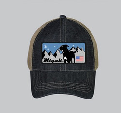 Custom Patch and Hat