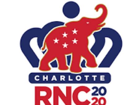 2020 DNC & RNC Visual Identity