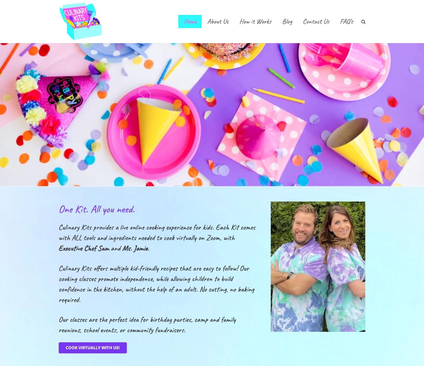 Lite Website Refresh