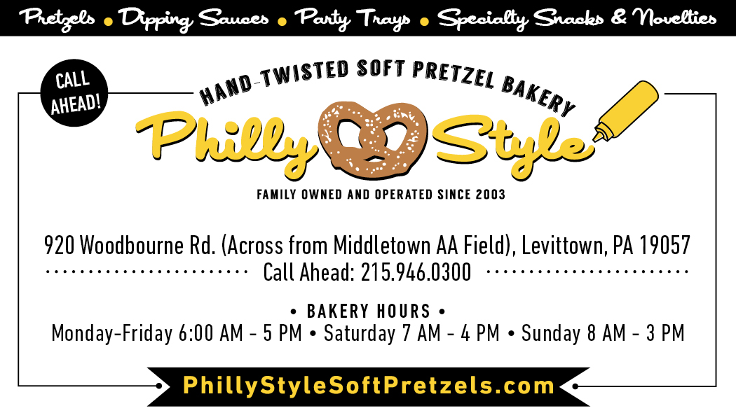 Philly Style Punch Card