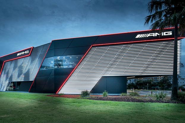Mercedes AMG Performance Centre