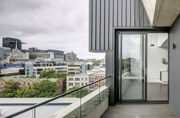 Glebe Apartments