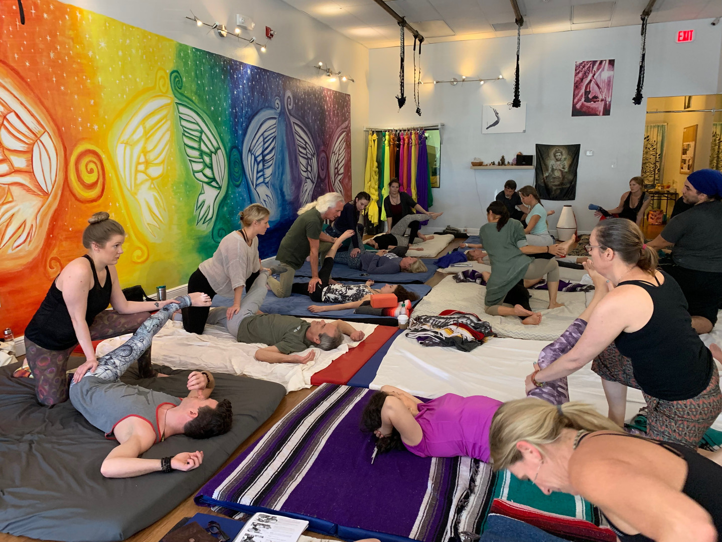 Thai Yoga Training