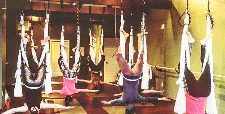 Deluxe Aerial Yoga Hammock