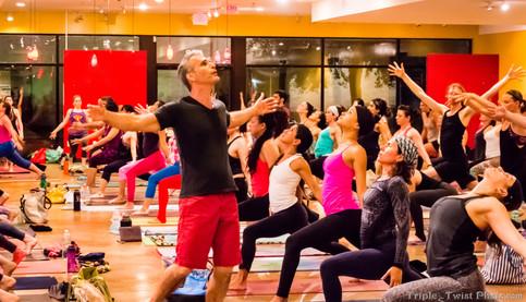 Bryan Kest Power Yoga
