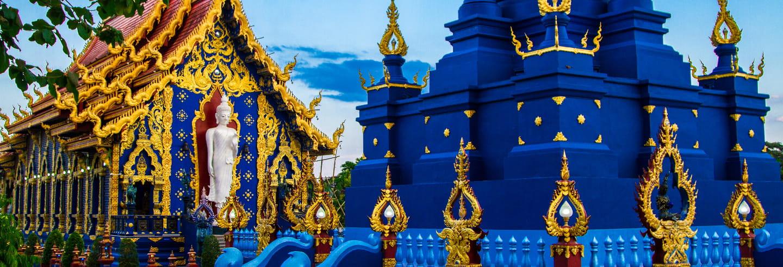 Blue Temple Chiang Rai 2020