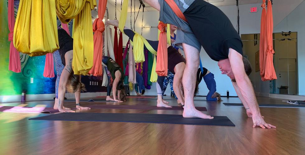 Circus Yoga