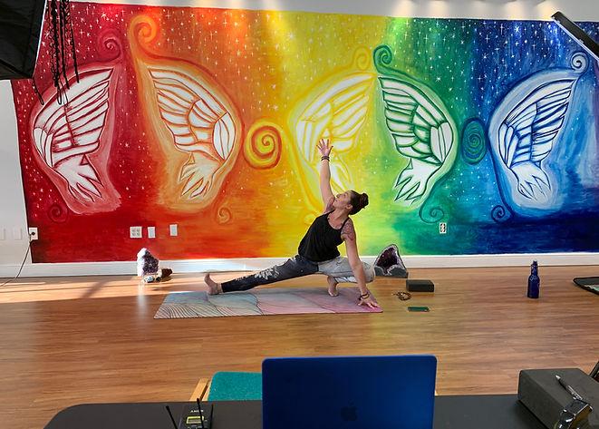 Livestream Yoga Class