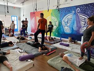 2 Day Vedic Thai Massage Training