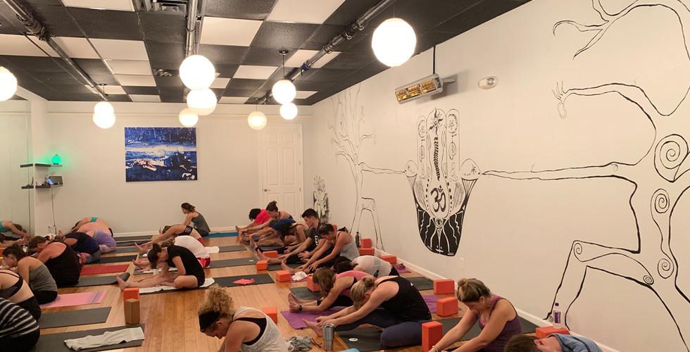Sarasota Yoga