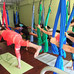 Delray Aerial Yoga Training