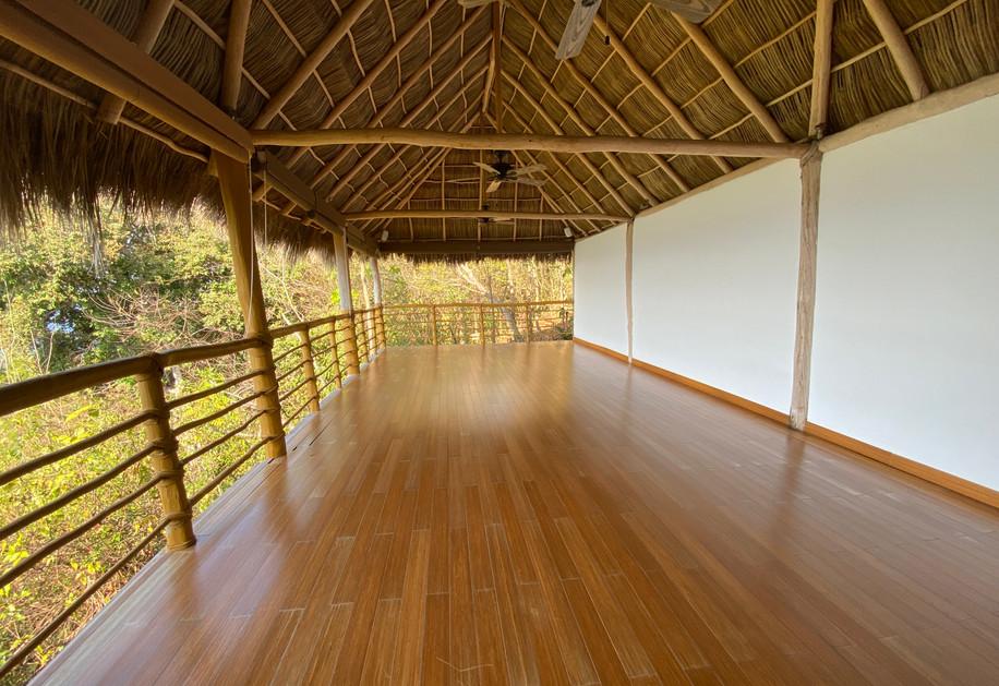 Meditation Yoga Retreat Room
