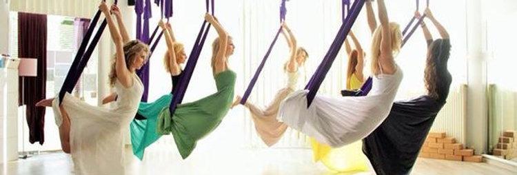 5 Pack Premier Aerial Yoga Hammock