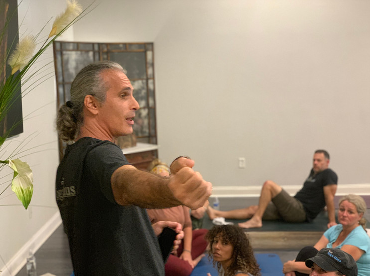Bryan Kest Master Class