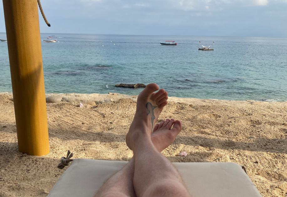 Yoga Retreat Beachside