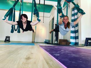 Aerial Yoga Teacher Training Greensboro, NC