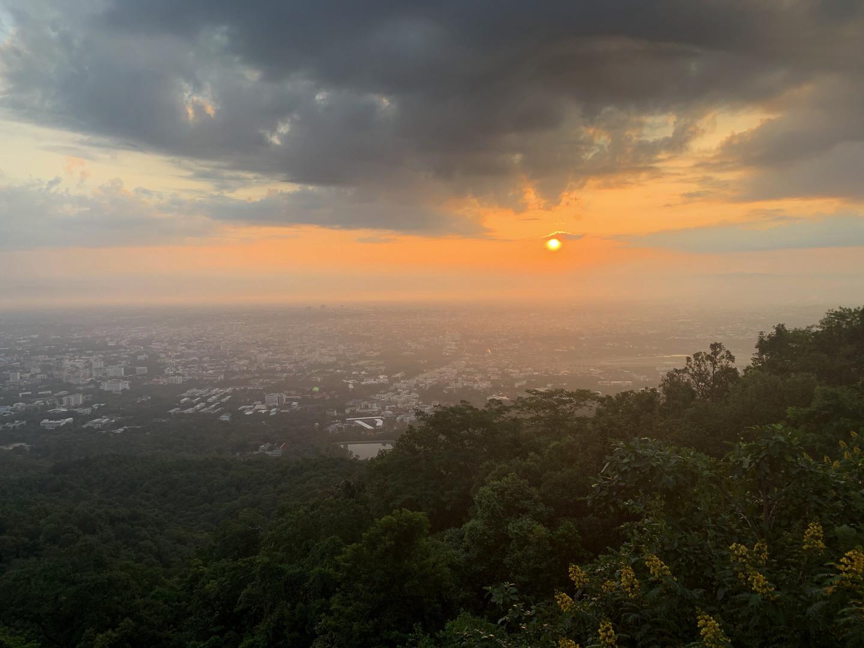 Sunrise Thailand 2020