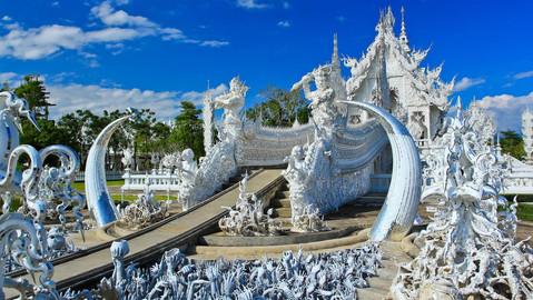 White Temple Thailand