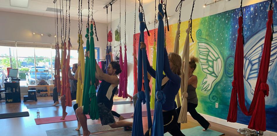 Aerial Yoga Sarasota