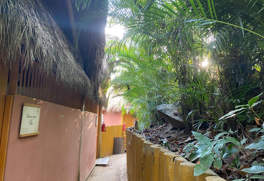 Yoga Retreat Rooms