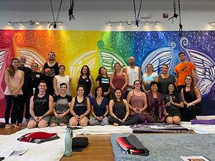Vedic Thai Massage Training