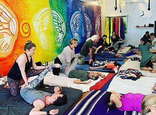 Vedic Thai Yoga 5 Day Training