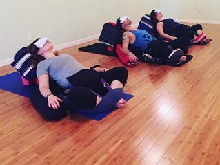 Restorative Yoga?