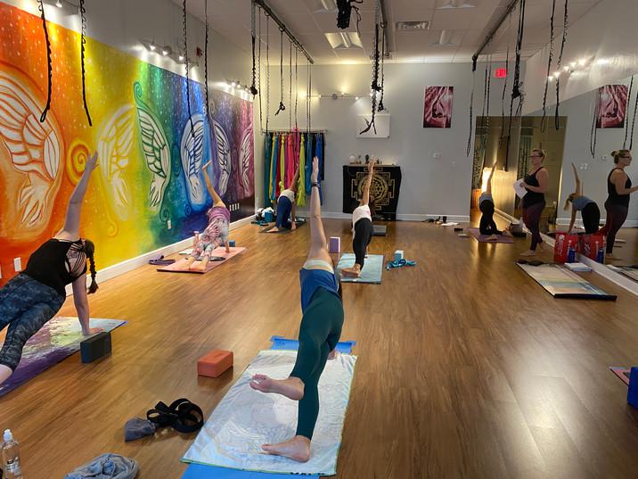 Yoga Teacher Training RYT200