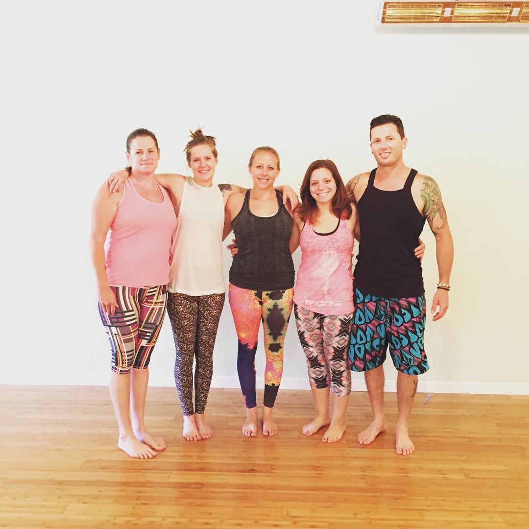 RYT200 Yoga Training