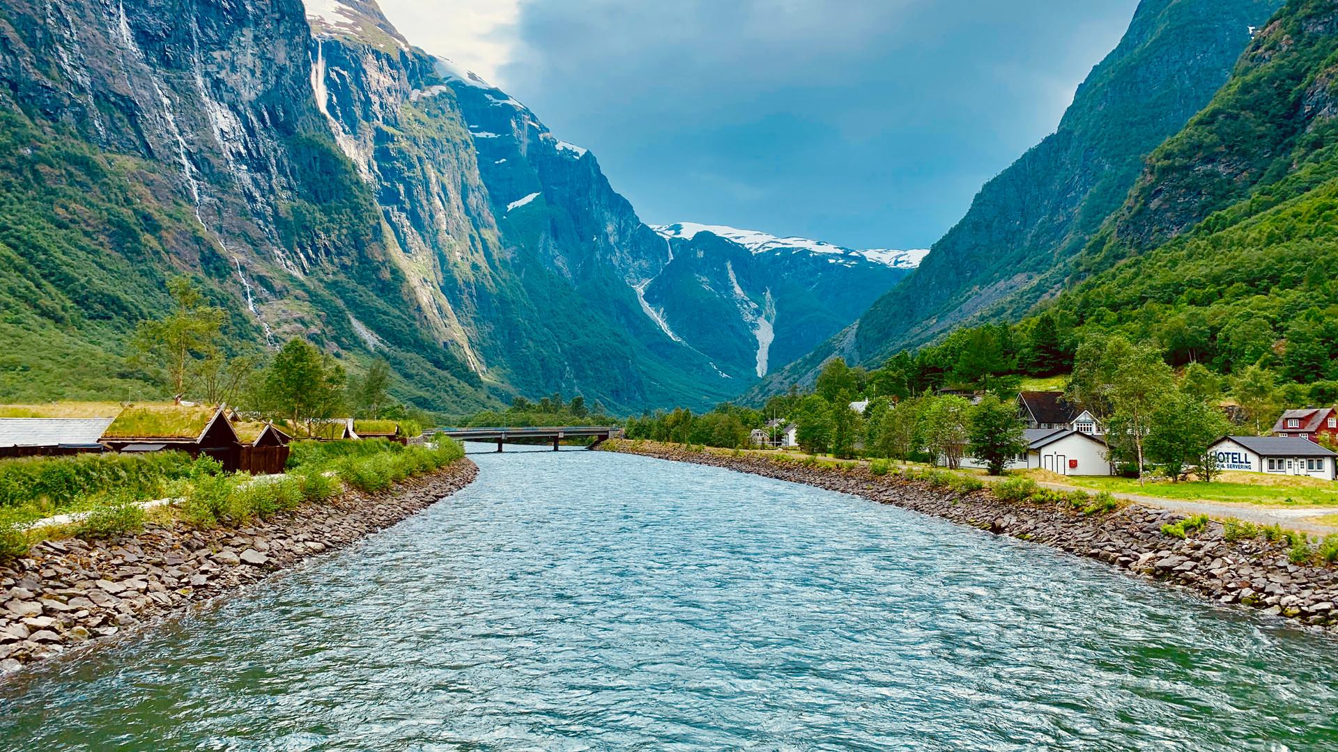 Norwagien Fjords