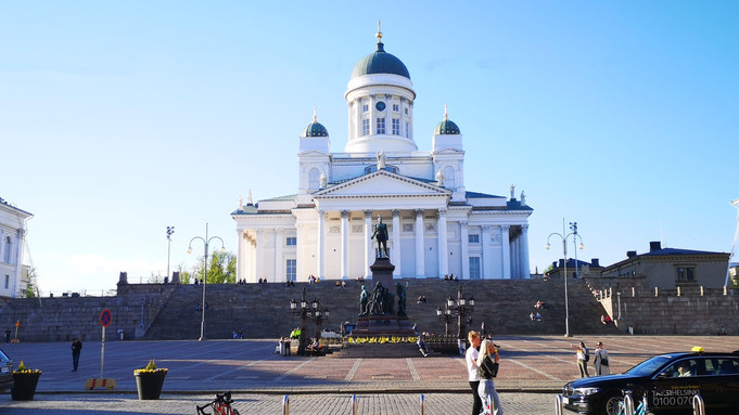 Helsinki's White Cathedral