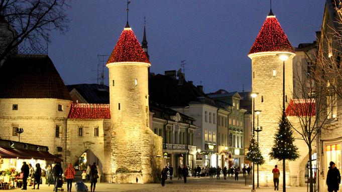The Old Town Tallinn