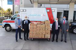 Methodist Hospital Donations