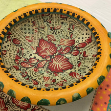 yellow bowl/paint & papers.jpg