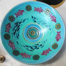 Medium Melanine Bowl