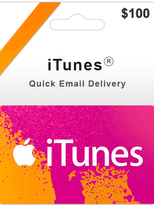 Gifts Cards Itunes USA