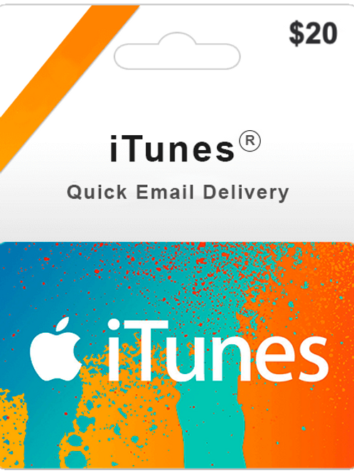 Gifts Cards Itunes