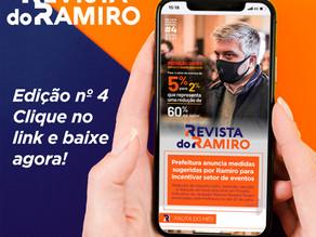 Revista do Ramiro - Número 4 - Julho de 2021