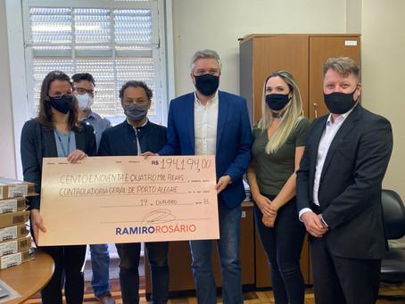 Ramiro destina R$ 194 mil para qualificar o combate à corrupção em Porto Alegre