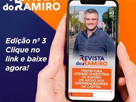 Revista do Ramiro - Número 3 - Junho de 2021