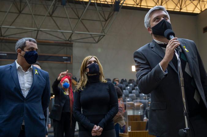 """Ramiro Rosário: """"A votação é um alerta, mostra que boa parte dos atuais vereadores não cedem a constrangimentos dessa ordem e estão prontos para atuarem ao lado das maiorias silenciosas, em nome da cidade e de todos os porto-alegrenses"""""""