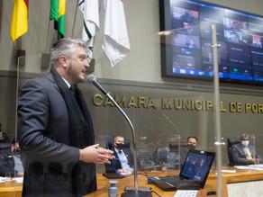 Ramiro defende contratação de vigilância privada nas escolas municipais