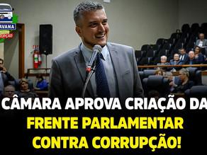 Aprovadas duas frentes parlamentares propostas por Ramiro Rosário