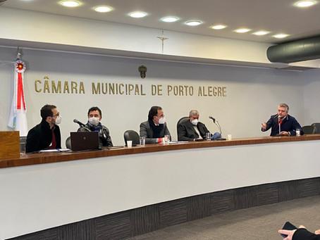 Governo do Estado anuncia na Câmara a retomada do público em eventos, shows e estádios na Capital