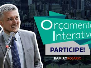 Ramiro lança inédito processo seletivo para definir emendas ao orçamento de Porto Alegre