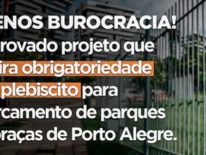 VOTEI A FAVOR DO CERCAMENTO DOS PARQUES EM PORTO ALEGRE? ENTENDA.